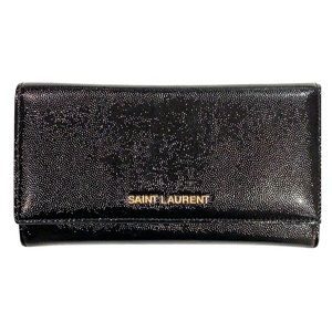 Saint Laurent Continental Flap Wallet